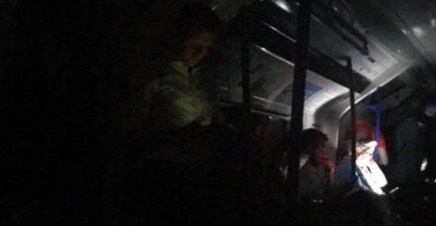 Elektrik Kesintisi Sebebiyle Londra Karanlığa Büründü