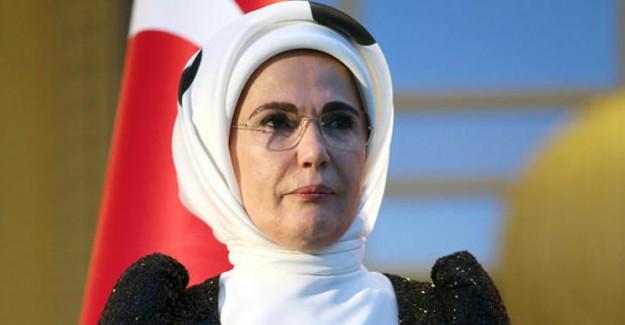 Emine Erdoğan'dan Önemli Açıklamalar! ''Kadına Yönelik Şiddet İnsanlığa İhanettir''