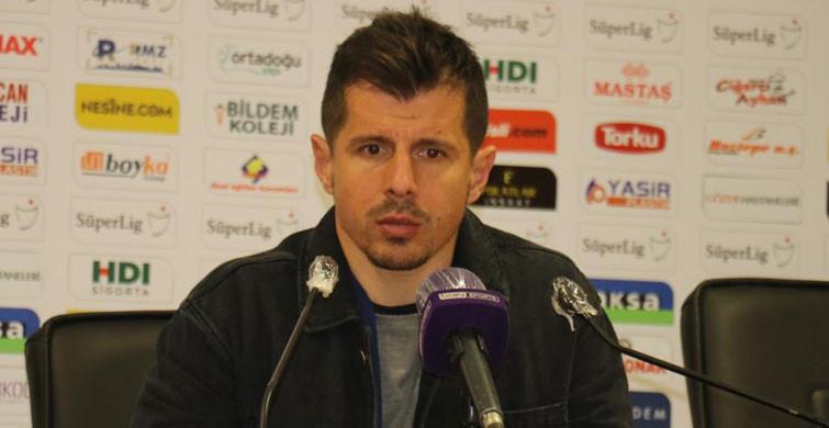 Emre Belözoğlu Malatya Maçının Ardından Konuştu!
