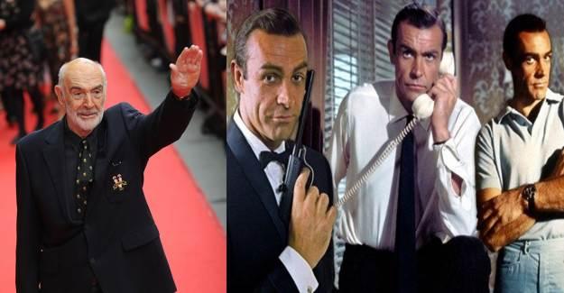 'En İyi James Bond' Sean Connery İçin 90. Doğum Günü Kutlaması