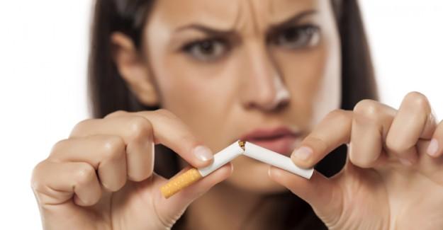 Ender Saraç'tan Sigara Kullanımını Azaltan Karışım