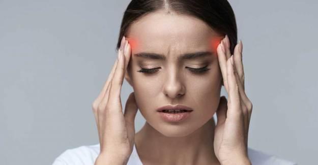 Enseden Gelen Baş Ağrısı Nasıl Geçer?