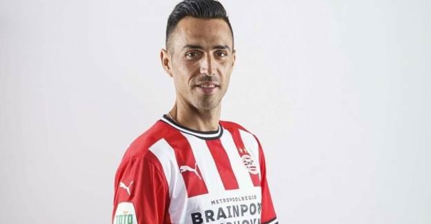 Eran Zahavi PSV'de