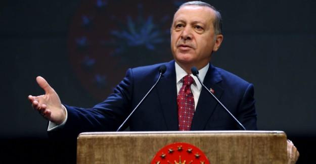 Erdoğan O İfadeyi Kullanan ABD'li Gazeteciyi Uyardı