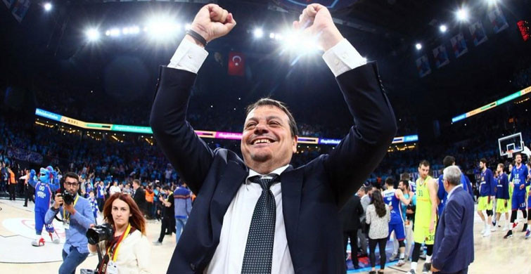 Ergin Ataman: İlk Çeyrekte Kazandık