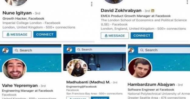 Ermeni Facebook'un Foyası Ortaya Çıkıyor