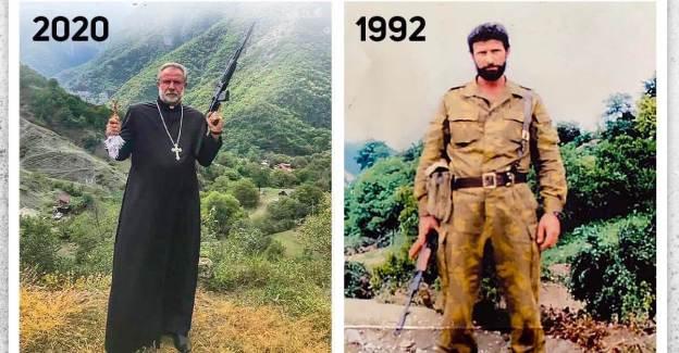 Ermeni Papaz, Terörist Çıktı