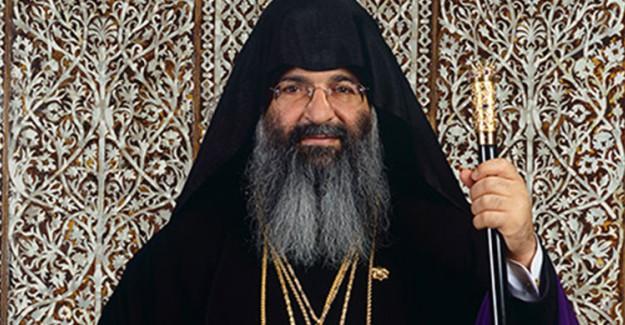 Ermeni Patrikliği Afrin'deki Askerlerimize Dua Etti!