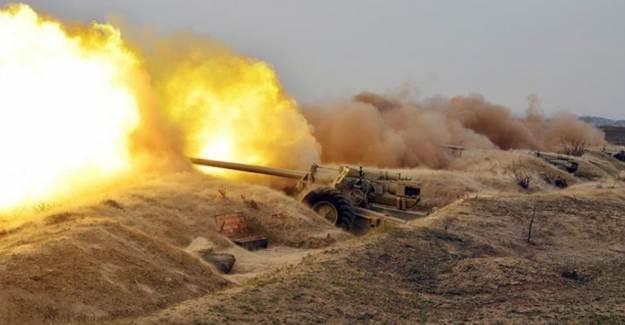 Ermenistan, Azerbaycan'a Saldırdı