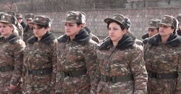 Ermenistan, Kadınları ve Yaşlıları Orduya Alıyor