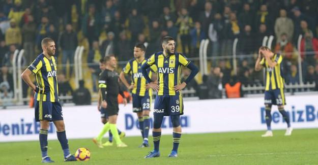 Ersun Yanal'lı Fenerbahçe Evinde 2 Puan Bıraktı!