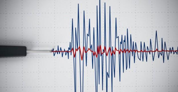 Erzincan'da 4,2 Büyüklüğünde Deprem Oldu