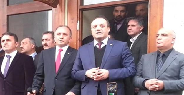 Erzurum Belediye Başkanı Makam Aracını Sattı