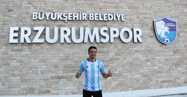 Erzurumspor İlk Transferiyle İmzaladı!