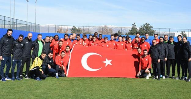 Erzurumspor'da Ziraat Türkiye Kupası Mesaisi Başladı!