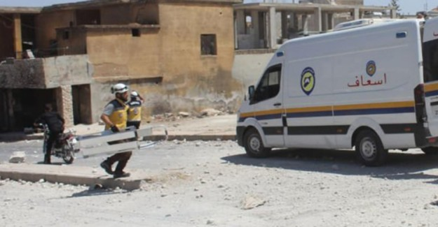 Esad İdlib'i Bayram Günü de Vurdu