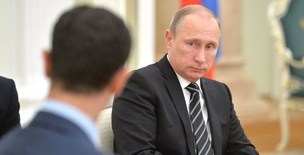 Esad ve Putin'e Şok! Tutuklama Kararı Çıktı