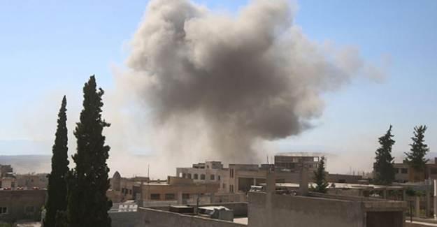 Esed İdlib'de Tekrar Sivillere Saldırdı: Yedi Ölü