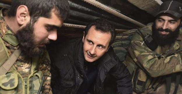 Esed Afrin'e Öncü Birlik Gönderdi!