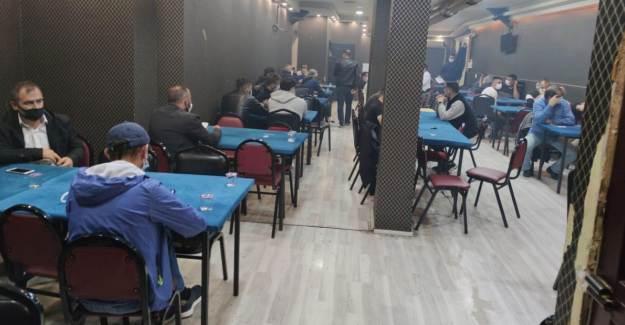 Eskişehir'de Dernek Binasına Operasyon: 150 Bin TL Ceza