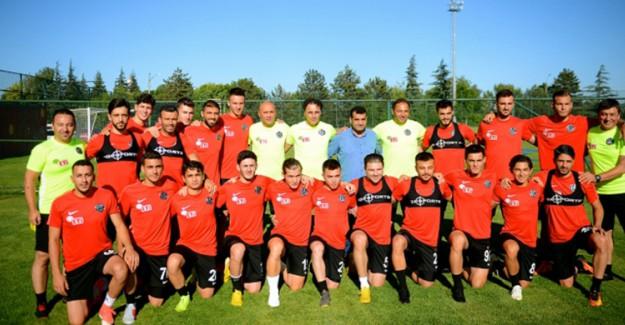 Eskişehirspor'da Şok: Futbolcular Antrenmana Çıkmadı