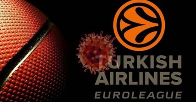 Euroleague'de Maçlar Ertelendi