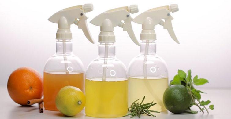 Ev Temizliğinde Kullanılacak Doğal Yöntemler
