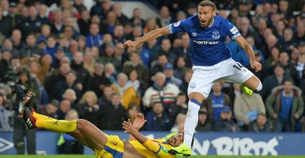 Everton Cenk Tosun'la Güzel!
