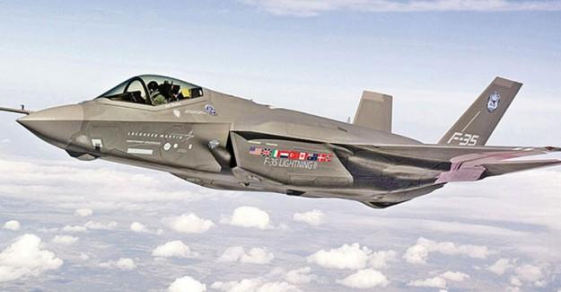 F-35 Teslimatlarında 2 Yıl Gecikme Yaşanacak