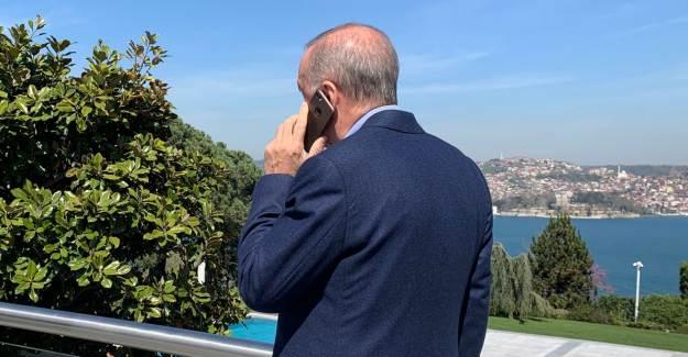 Fahrettin Altun, Cumhurbaşkanı Erdoğan Paylaşımı