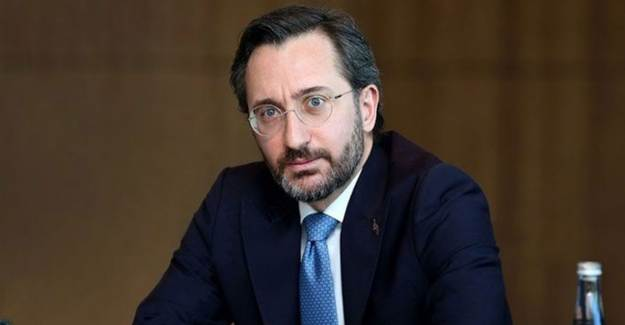 Fahrettin Altun: Doğu Akdeniz Vatanımızı Temsil Ediyor