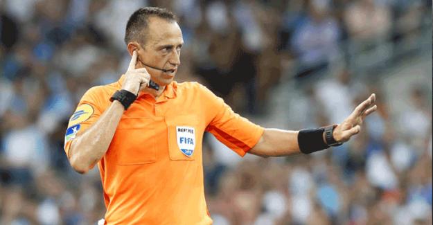 Fanerbahçe - Zenit Maçına Fransız Hakem