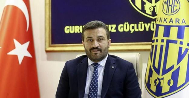 Fatih Mert: 'Bu Şartlarda Ligin Oynanması Zor'