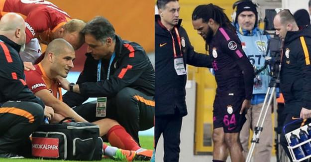 Fatih Terim'e Trabzonspor Maçı Öncesinde Güzel Haber! Sakatlar İyileşti