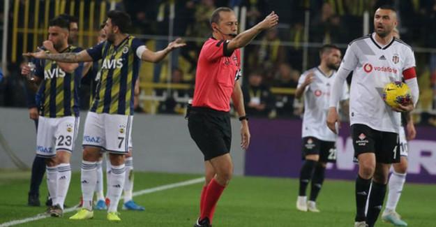 Fenerbahçe Beşiktaş derbisinin gözlemci hakem raporu çıktı.