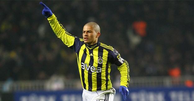 Fenerbahçe, Alex De Souza'yı Unutmadı!