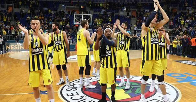 Fenerbahçe Beko Barcelona Lassa ile Karşı Karşıya