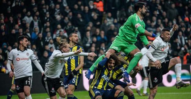 Fenerbahçe Derbide Yine Dönüş Yaptı