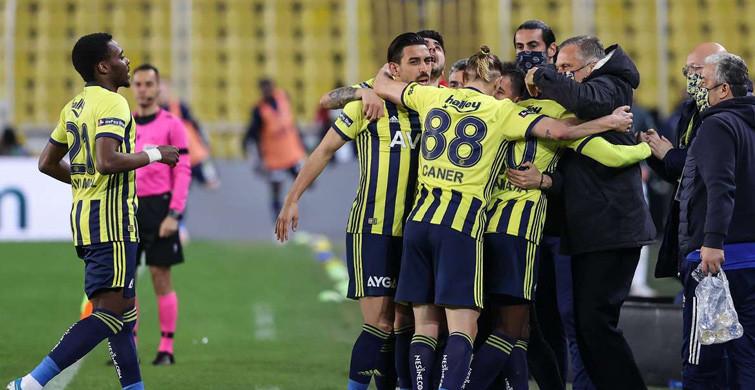 Fenerbahçe İç Sahadaki Şansızlığını Sona Erdirdi!
