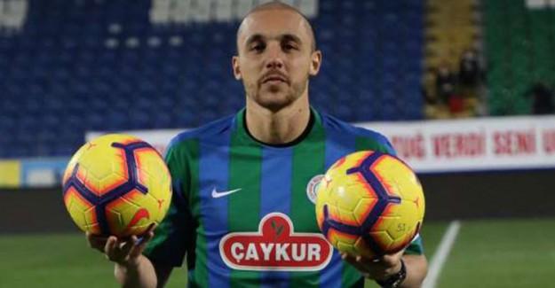 Fenerbahçe Maçı Öncesi Rizespor'a Aatif Şoku