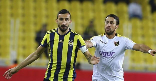 Fenerbahçe Tek Golle Turladı!