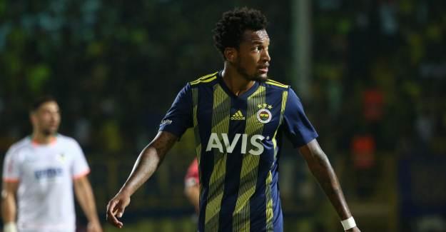 Fenerbahçe'de Jailson Yolcu