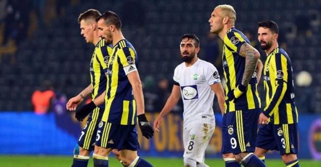 Fenerbahçe'de Krizin Adı Şampiyonlar Ligi! 300 Milyon Euro'luk Zarar