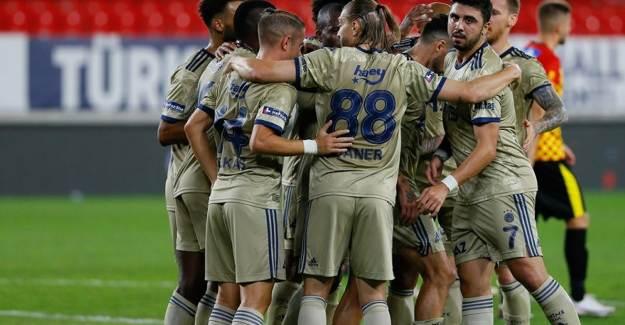 Fenerbahçe'de Üç Yıldız Zirve Yaptı