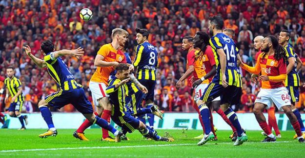 Fenerbahçe-Galatasaray Derbisi Ne Zaman, Nerede, Saat Kaçta?