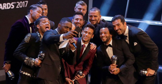 FIFA 'Yılın Futbolcusu' Ödülü Adayları Açıklandı! Yıldız Oyuncu Aday Gösterilmedi