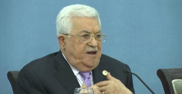 Filistin Devlet Başkanı Abbas, BM 74. Genel Kurulunda: