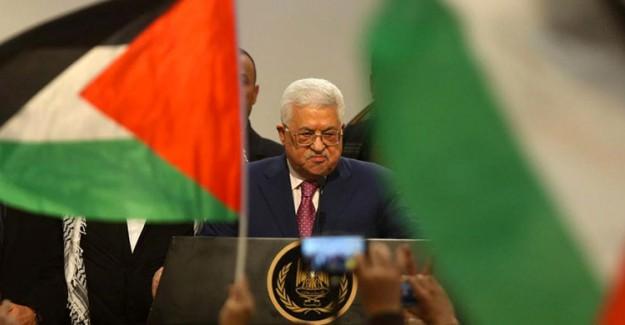 Filistin, İsrail ile Yapılan Tüm Anlaşmaları Askıya Aldığını Açıkladı