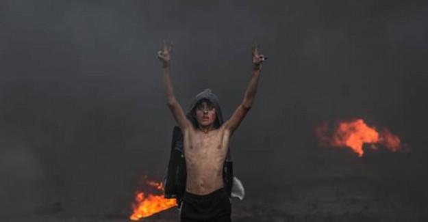 Filistinli Gençlerin Cenazesinde Kargaşa