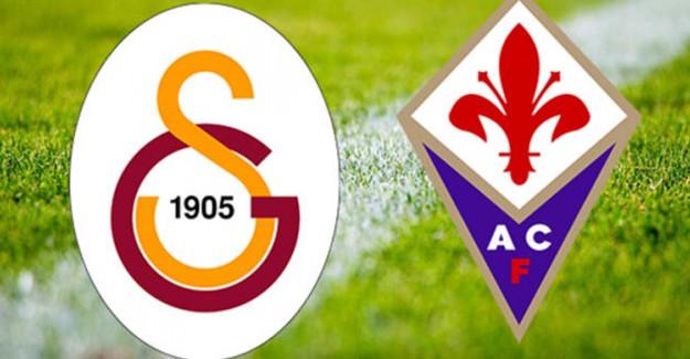 Fiorentina - Galatasaray Maçı Hangi Kanalda? Saat Kaçta?